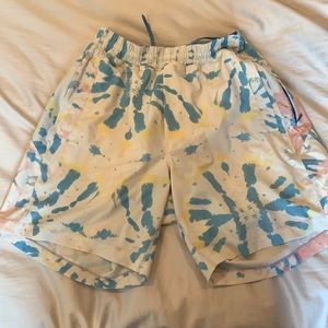 Birddogs Tie Dye Shorts